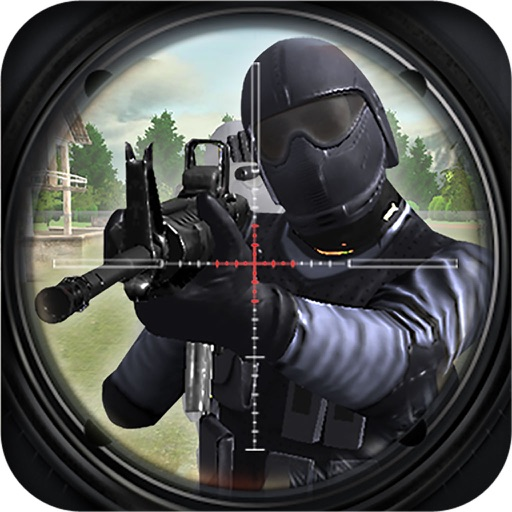 Army Fury Sniper : Sniper Assassin Game