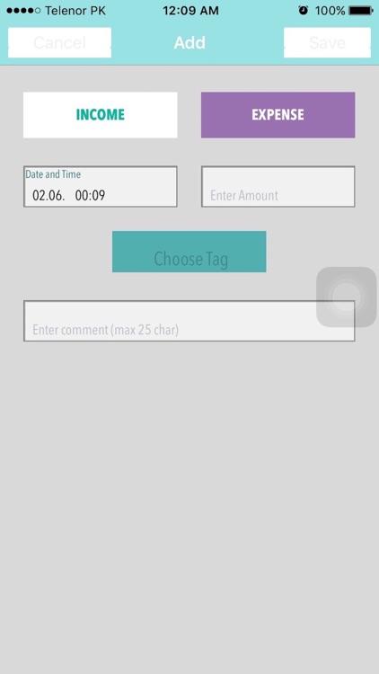 Expensez Manager screenshot-4
