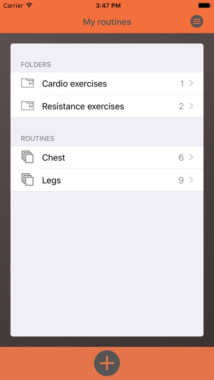 iTRAIN - Workout Log, Fitness Progress Tracker and Routine Sharing