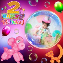 Amazing Birthday Photo Collage
