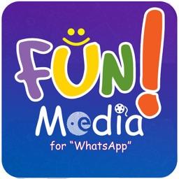 Fun Media for WhatsApp