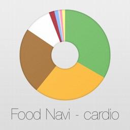 Food Navi – cardio