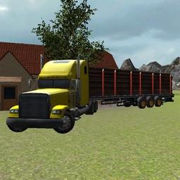 Log Truck Simulator 3D