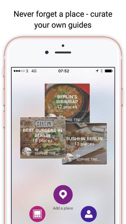 GuidePal, city guides & offline maps screenshot-4