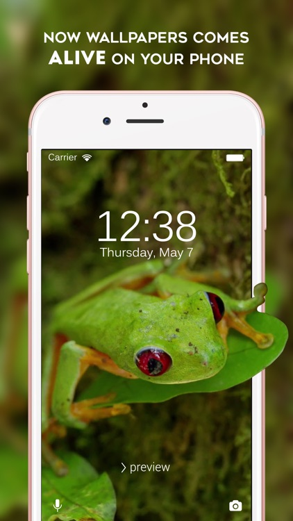 Live Wallpapers - Animated Themes & Backgrounds for iPhone 6S , 6S plus & iPhone SE