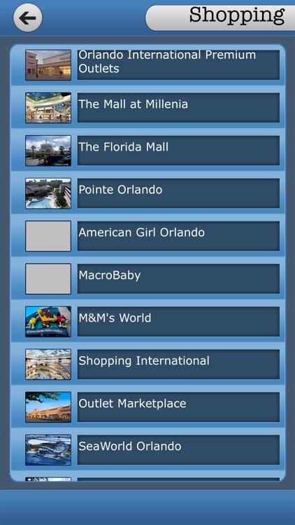 Best App For SeaWorld Orlando Guide screenshot-4