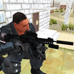 Counter Hunt Fury: War Assassin - Special Commando Army Defence Contract Killer