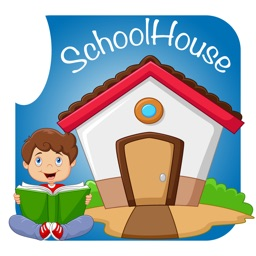 Kids SchoolHouse: Learning Letters, Numbers, Addition, Subtraction, Colors and Shapes.