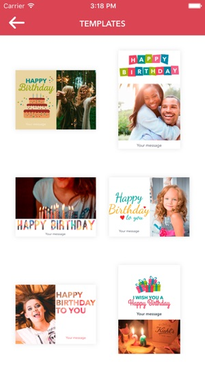 Premium Greeting Cards On The App Store