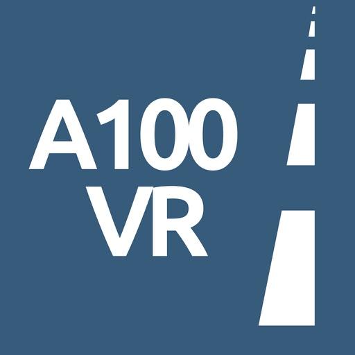 A100 VR iOS App