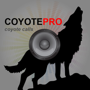 REAL Coyote Hunting Calls - Coyote Calls and Coyote Sounds for Hunting (ad free) BLUETOOTH COMPATIBLE app