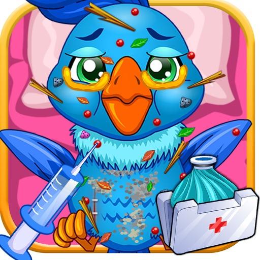 Bird Hospital - Bird Surgery Clinic of Veterinary for kids Free Games