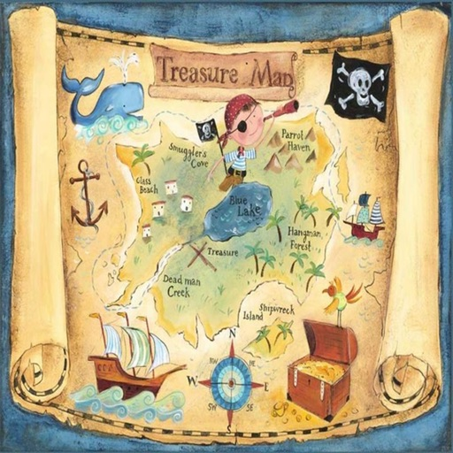 Treasure Navi