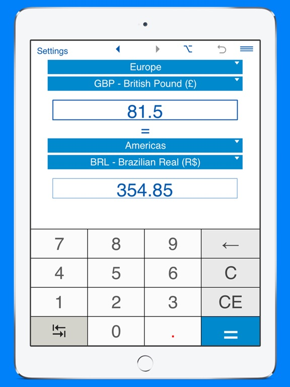 Multi Currency Converter And Price Exchange Calculator App Price Drops
