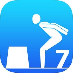 7 Minute Bodyweight Workout Lite