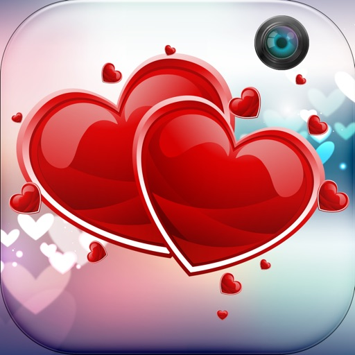 Romantic Love Stickers – Decorate Pics with Cute Frame.s and Sticker Art in Girly Photo-Booth