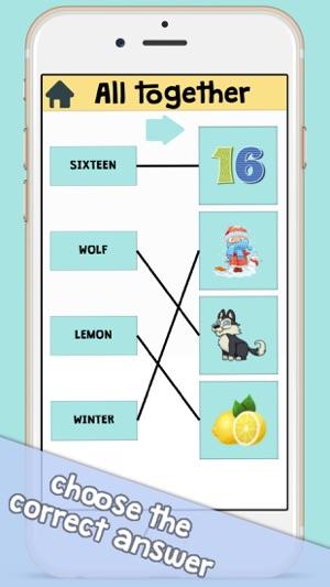 çocuklar Için Ingilizce Kelime Bilgisi Ve Kelime Oyunları App Storeda