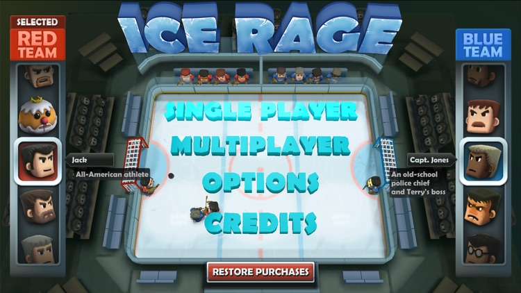 Ice Rage screenshot-1