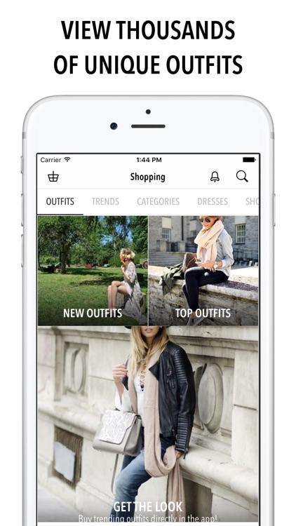 Fashionfreax Fashion Street Style App screenshot-3