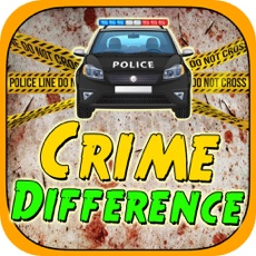 Activities of Crime Scene Find The Difference:Search & Find