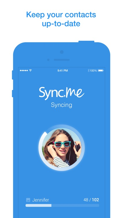 Sync.ME - Know who's calling screenshot-3