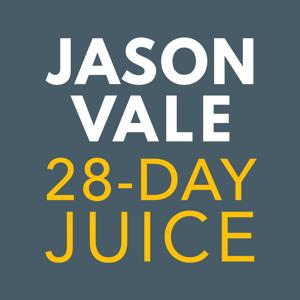 Jason Vale's Super Juice Me! Challenge app