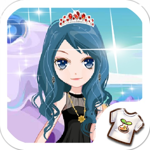 可爱公主换装-女生换装养成游戏 icon