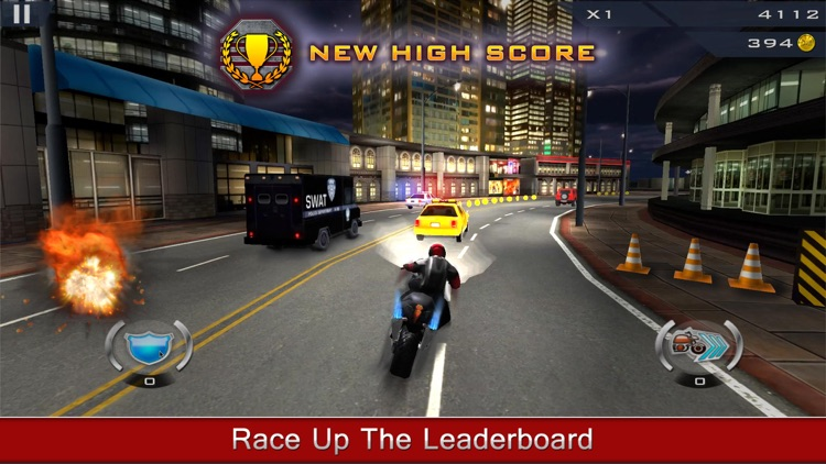 Dhoom:3 The Game screenshot-4