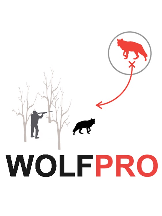 Wolf Hunting Planner for Predator & Big Game Hunting -- ad free screenshot-0