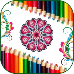 Colorok: Stress Relief Coloring Book for Adults - Free