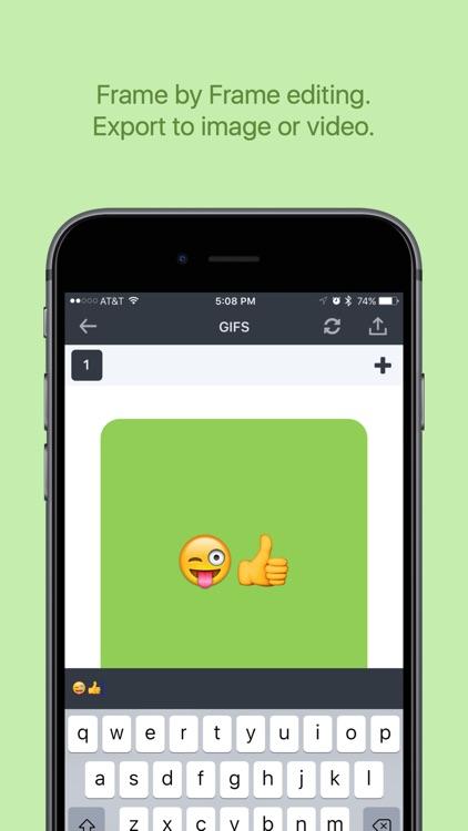 Loopi - GIF Creator Studio - Loop Photos, Text, and Emojis