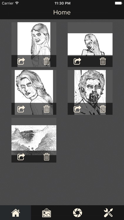 Sketchify -Simple Sketch App screenshot-3