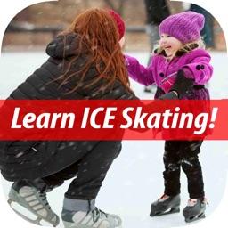 Learn Basic Ice Skating - Easy Beginners' Guide, Let's Start Skate!