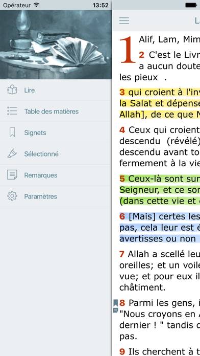 download Ecouter le Coran en Français. Holy Quran in French apps 2