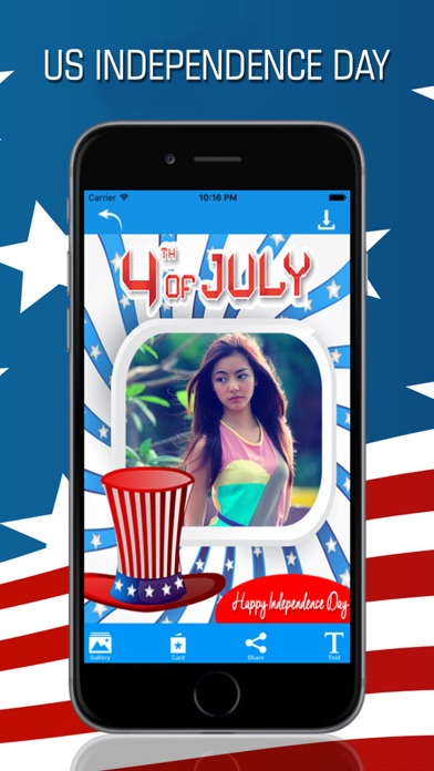 USA Independence Day HD Frames