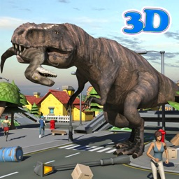 Clash of Dino hunter 3d Simulator game
