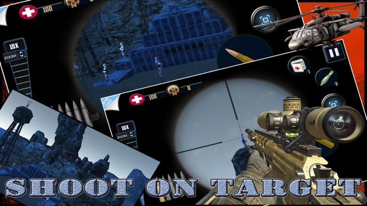 desert sniper shooter 3d - real shooting experince : full free game screenshot-3