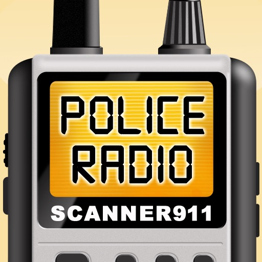 Scanner911 HD Police Radio (+ Music)
