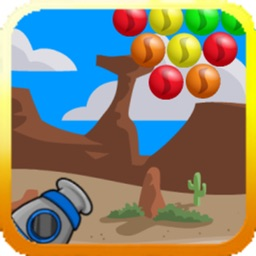 Bubble Shooter Desert