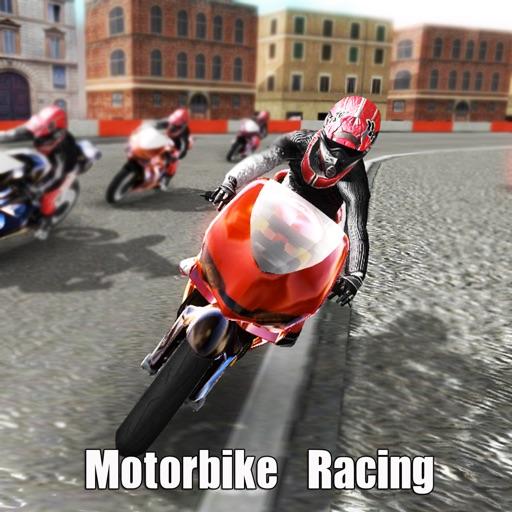 Motorbike Racing - мотогонщиков