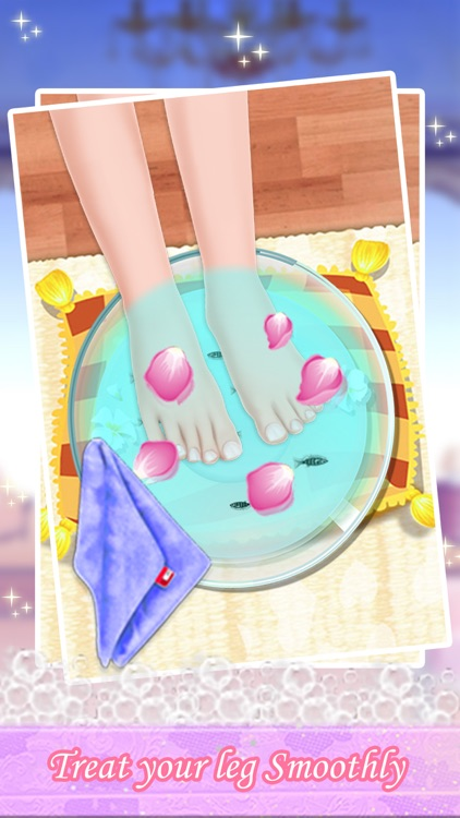 Fashion girl body spa screenshot-4