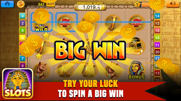 salamanca casino Slot