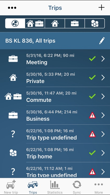 Mileage Tracker Pro screenshot-2