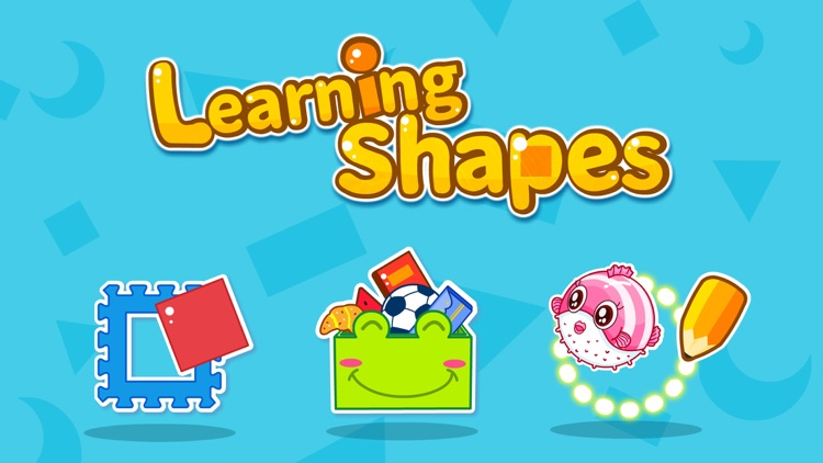Learning Shapes by BabyBus screenshot-4