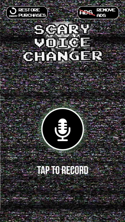Scary Voice Changer Ringtone Maker – Best Horror Sounds Modifier With Special Effects screenshot-3