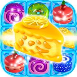 Sweets Charm Mania - fun 3 match crush game