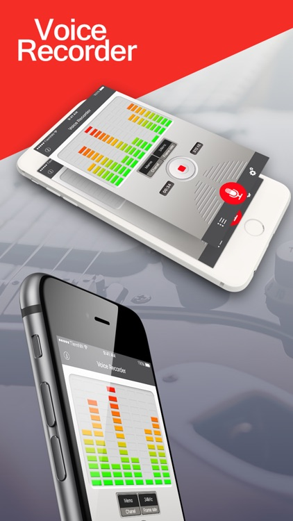 Audio recorder - voice recorder - sound recorder & Recorder for iCloud screenshot-4