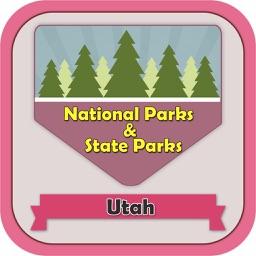 Utah - State Parks & National Parks