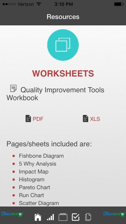 Manufacturing Quality Improvement Tools screenshot-4