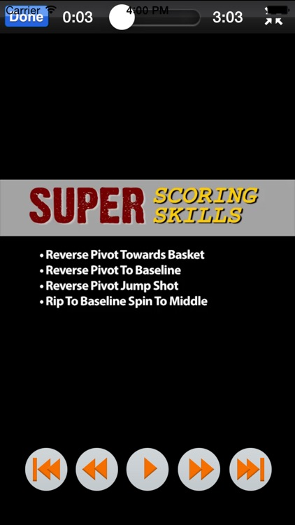 Super Scoring Skills: Post Moves: How To Dominate In The Paint - With Coach Steve Ball - Full Court Basketball Training Instruction